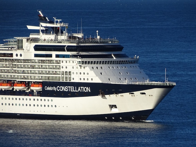 Круиз 15 ночей из Сингапура в Дубай в декабре 2019г. на Celebrity Constellation за 1098$