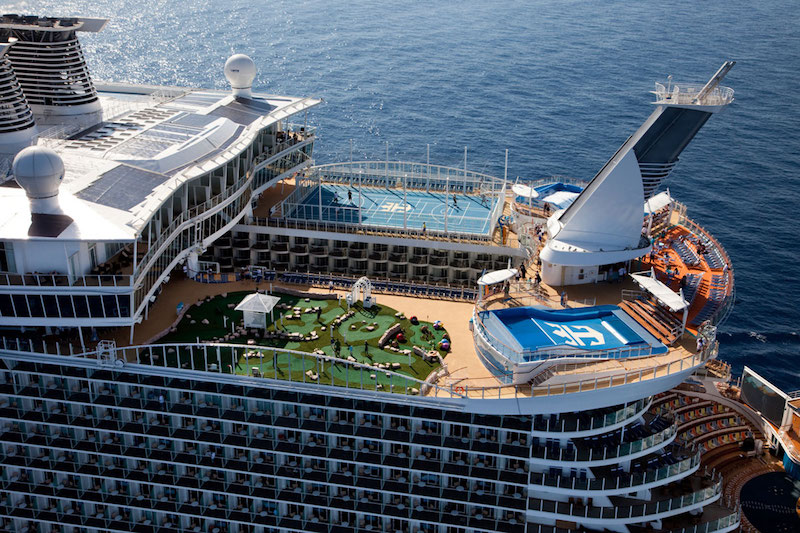 Круизы Royal Caribbean International